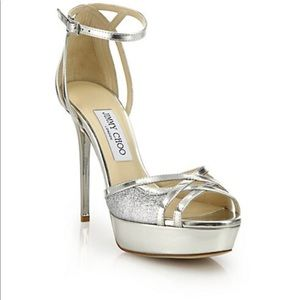 Jimmy Choo Laurita Heel